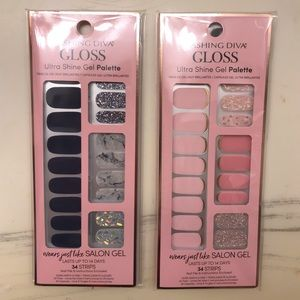 Dashing Diva nail strips. 2 packages.